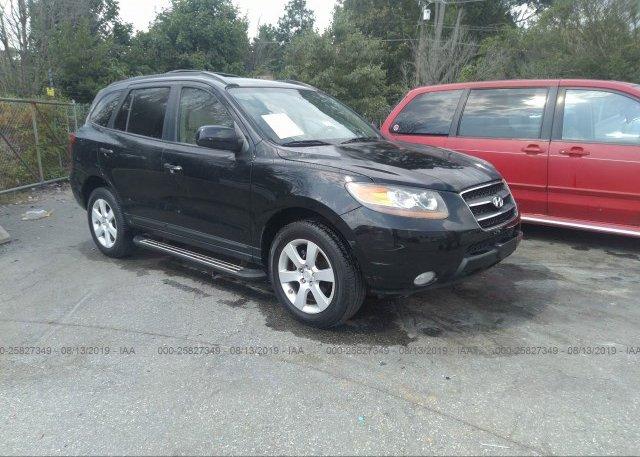 Inventory #710257925 2007 Hyundai SANTA FE