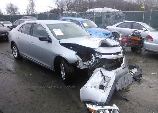 Inventory #995631400 2015 Chevrolet MALIBU