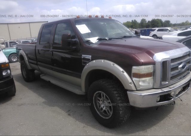 Inventory #832492003 2008 FORD F350