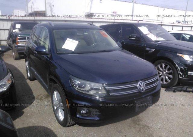 Inventory #141223827 2016 Volkswagen TIGUAN