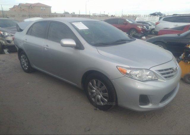 Inventory #527217529 2013 Toyota COROLLA