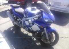 2002 Yamaha YZFR6