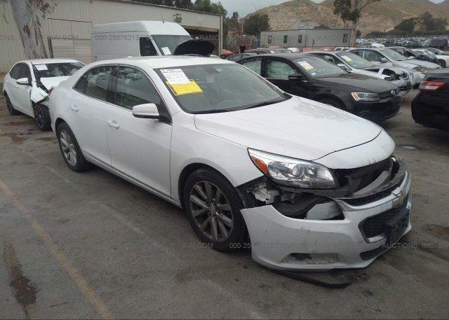 Inventory #826044423 2014 Chevrolet MALIBU