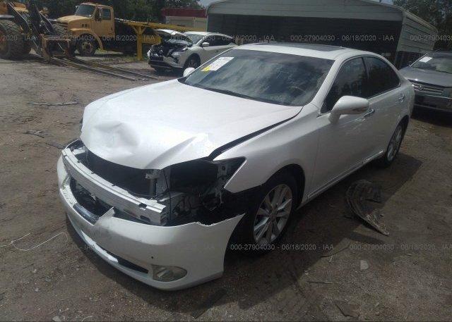 из сша 2010 Lexus ES 350 JTHBK1EG0A2395431