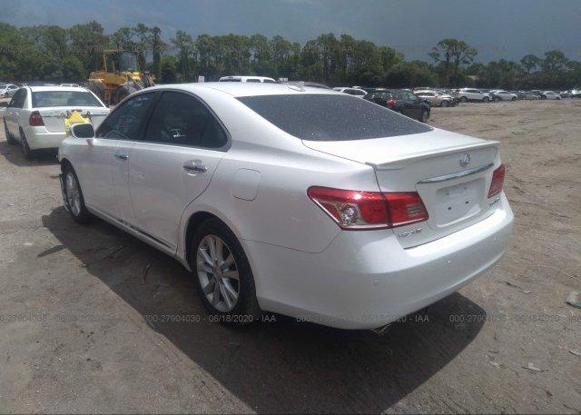 купить 2010 Lexus ES 350 JTHBK1EG0A2395431