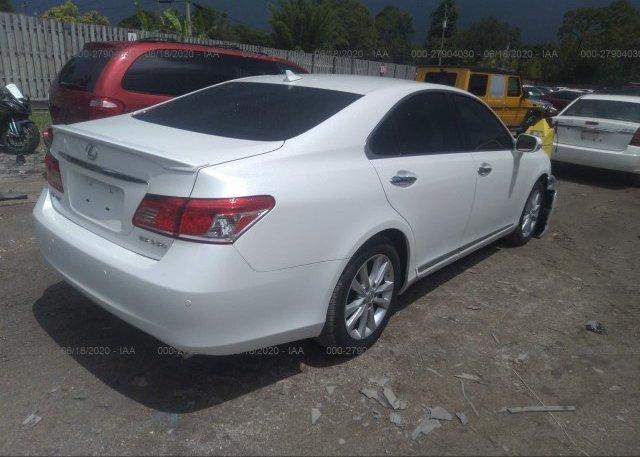 цена в сша 2010 Lexus ES 350 JTHBK1EG0A2395431