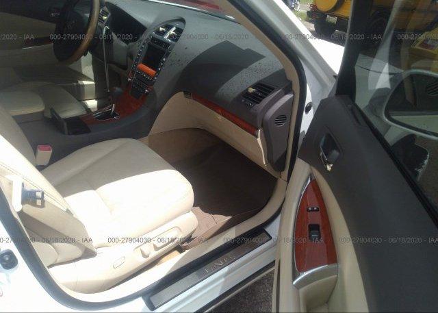 пригнать из сша 2010 Lexus ES 350 JTHBK1EG0A2395431