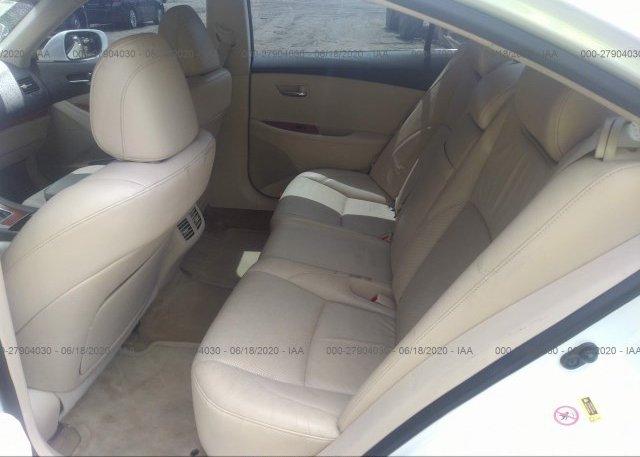 JTHBK1EG0A2395431 2010 Lexus ES 350
