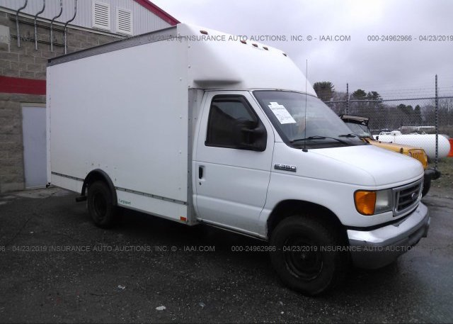Inventory #951357540 2007 FORD ECONOLINE