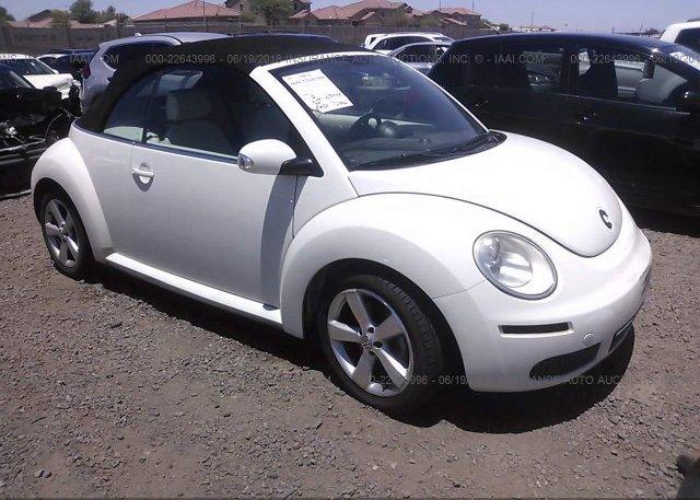 Inventory #164221625 2007 Volkswagen NEW BEETLE