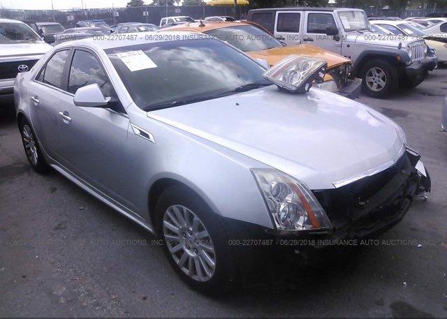 Inventory #212157686 2013 Cadillac CTS