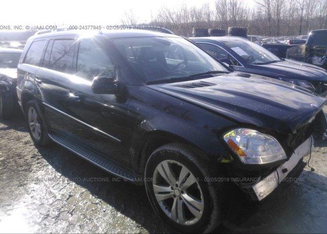 Inventory #430898955 2010 Mercedes-benz GL