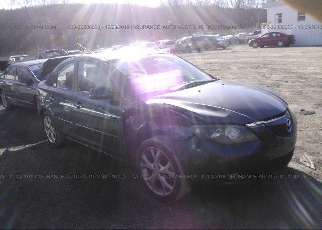 Inventory #682756559 2008 Mazda 3
