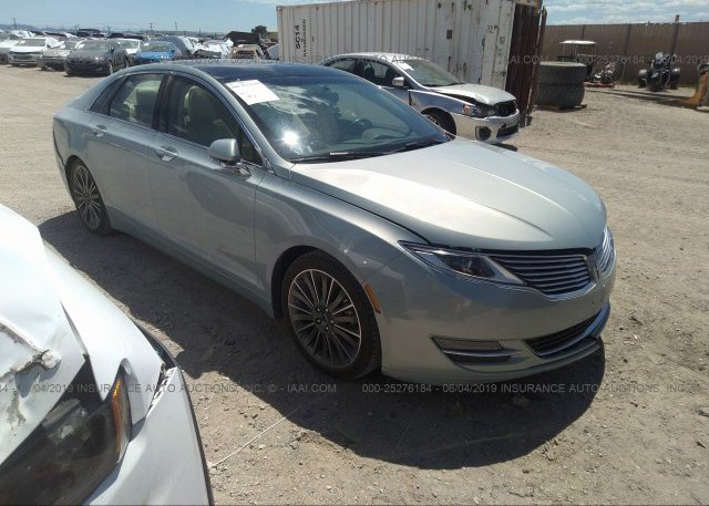 Inventory #935915184 2014 Lincoln MKZ