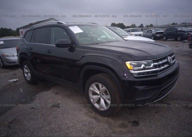 Inventory #336012914 2018 Volkswagen ATLAS
