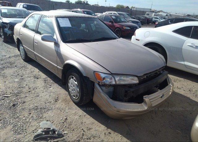 Inventory #632116643 1998 Toyota CAMRY