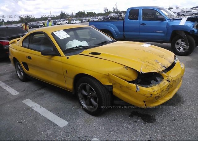 Inventory #505308654 1994 FORD MUSTANG