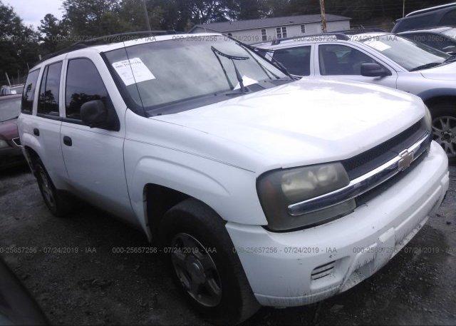 Inventory #642748015 2006 Chevrolet TRAILBLAZER