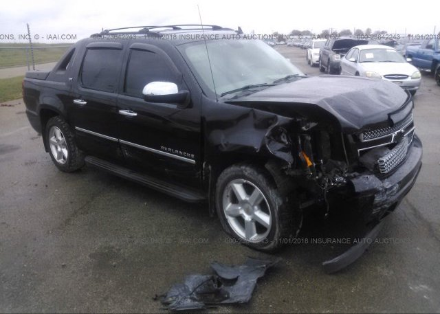 Inventory #660885974 2011 Chevrolet AVALANCHE