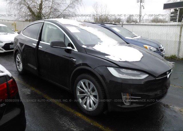 Inventory #851956404 2018 Tesla MODEL X