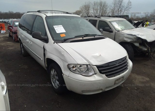 Inventory #276433712 2007 Chrysler TOWN & COUNTRY