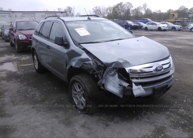 Inventory #526615822 2007 FORD EDGE