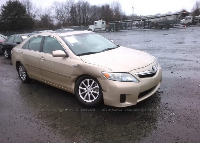 Inventory #115830107 2011 Toyota CAMRY