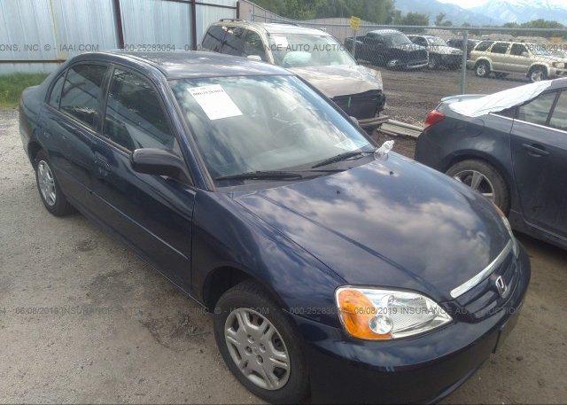 Inventory #494207305 2003 Honda CIVIC