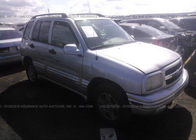 Inventory #560433827 2004 Chevrolet TRACKER