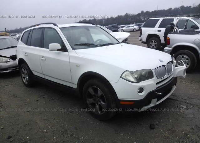 Inventory #117953359 2007 BMW X3