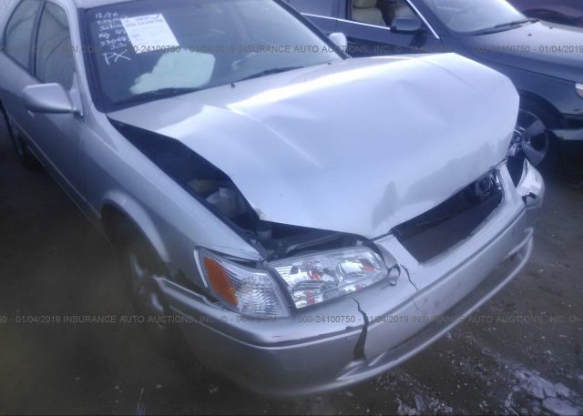 Inventory #126092823 2000 TOYOTA CAMRY