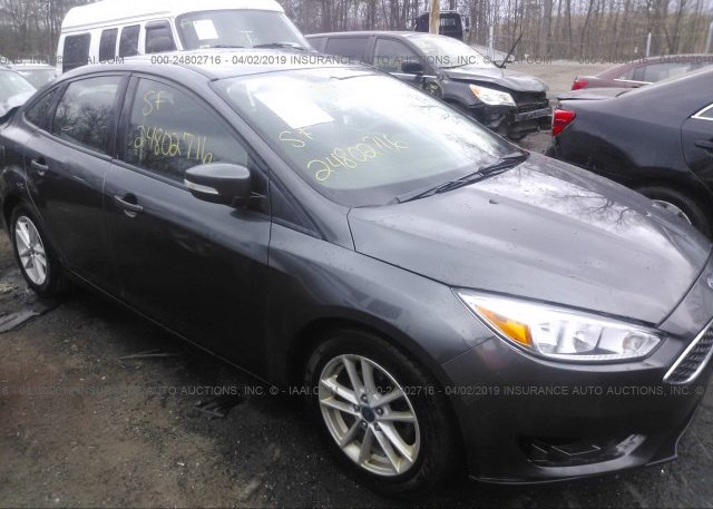 Inventory #781320729 2017 FORD FOCUS