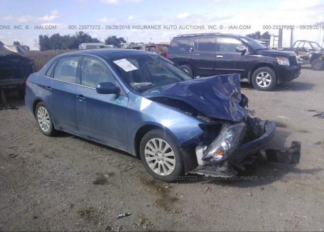 Inventory #886186881 2011 Subaru IMPREZA