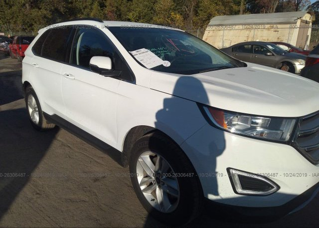 Inventory #169127311 2018 FORD EDGE