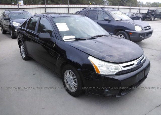 Inventory #658911897 2010 FORD FOCUS