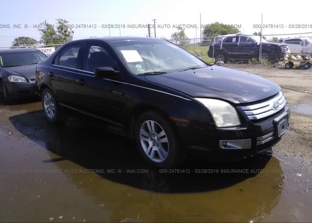 Inventory #139070665 2007 FORD FUSION