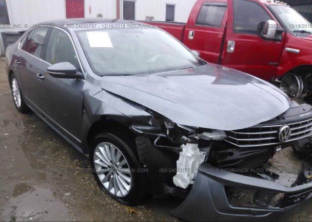 Inventory #345095145 2016 Volkswagen PASSAT
