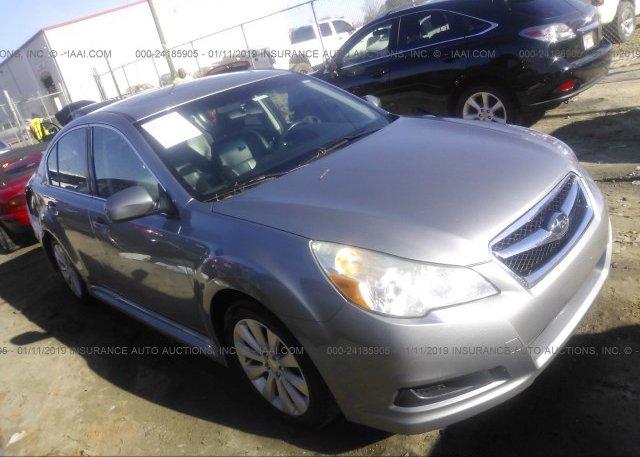 Inventory #385906923 2011 Subaru LEGACY