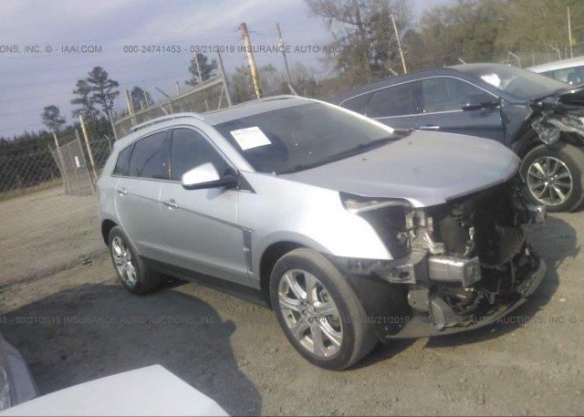 Inventory #985626258 2010 Cadillac SRX