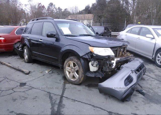 Inventory #166565011 2010 Subaru FORESTER
