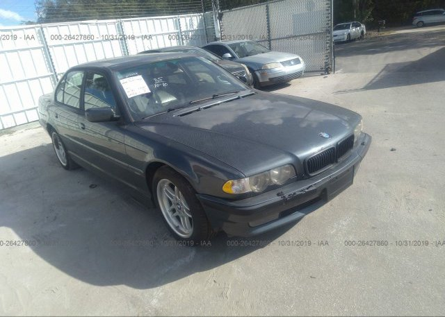 Inventory #294606469 2001 BMW 740