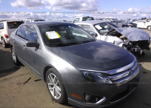 Inventory #550052273 2011 FORD FUSION