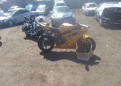 2007 Triumph Motorcycle DAYTONA