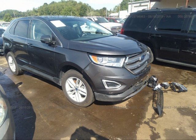 Inventory #595136991 2018 FORD EDGE