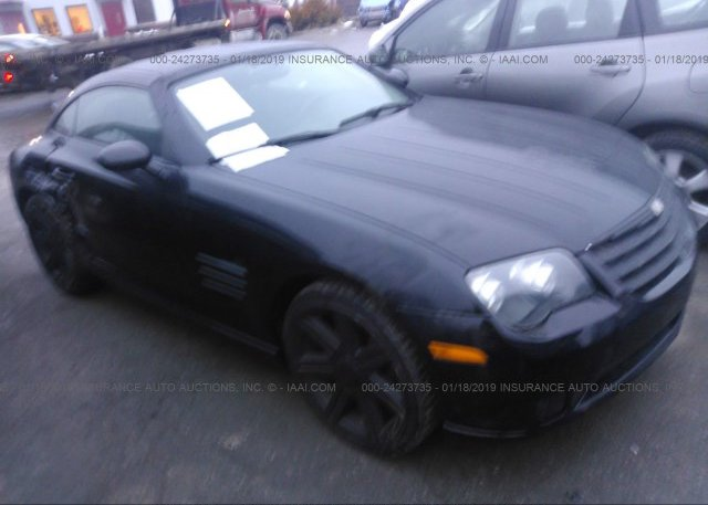 Inventory #234885484 2005 Chrysler CROSSFIRE