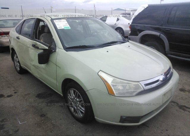 Inventory #233842916 2010 FORD FOCUS