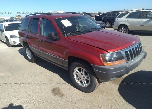Inventory #261557807 2003 JEEP GRAND CHEROKEE