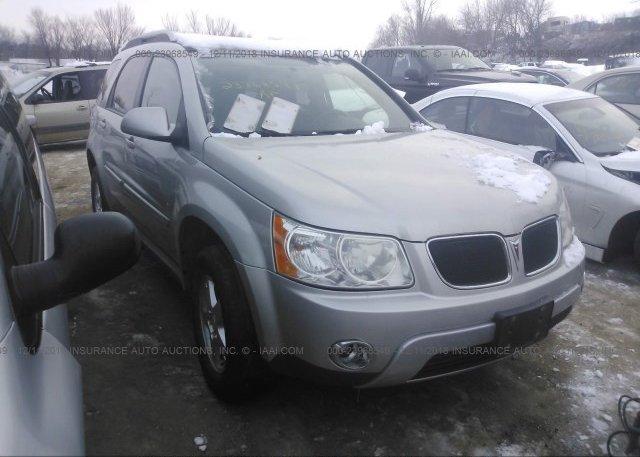 Inventory #784540416 2007 Pontiac TORRENT