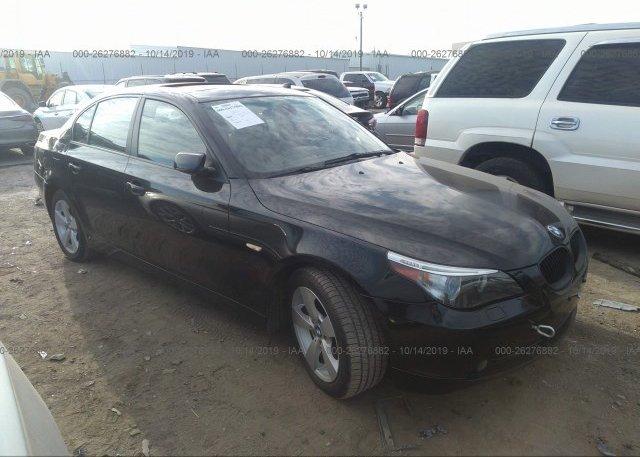 Inventory #638574905 2007 BMW 530