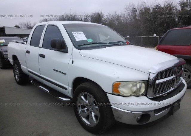 Inventory #495644859 2002 Dodge RAM 1500